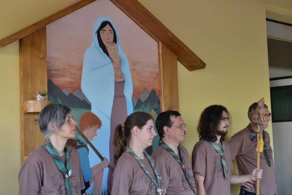 madonna scout